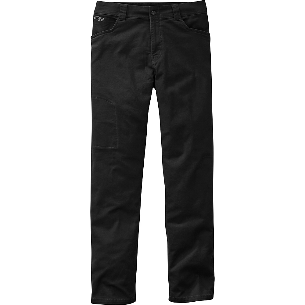 Outdoor Research Mens Deadpoint Pant 30 - 32in - Black - Outdoor Research Mens Apparel - Apparel & Footwear, Men's Apparel