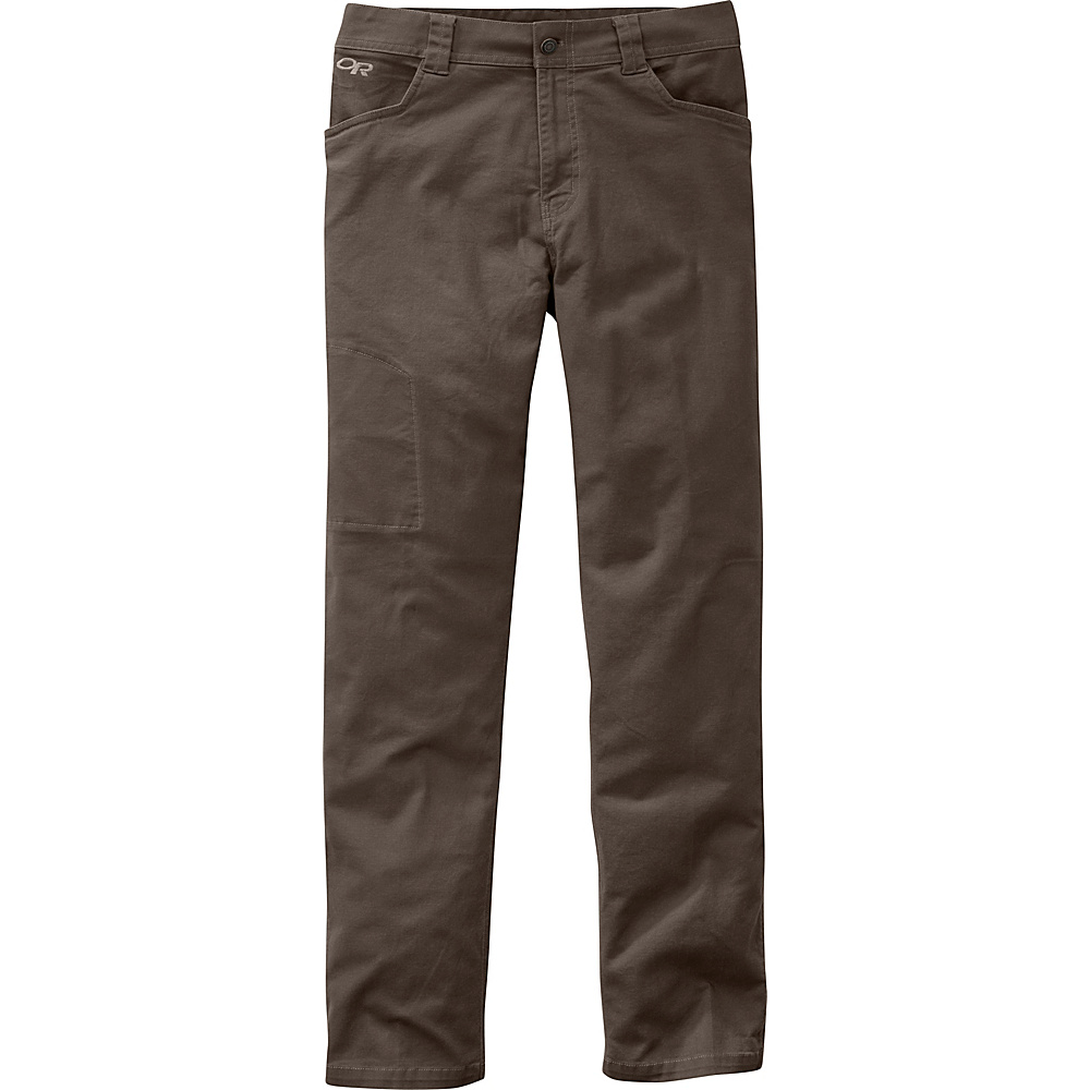 Outdoor Research Mens Deadpoint Pant 30 - 32in - Mushroom - Outdoor Research Mens Apparel - Apparel & Footwear, Men's Apparel