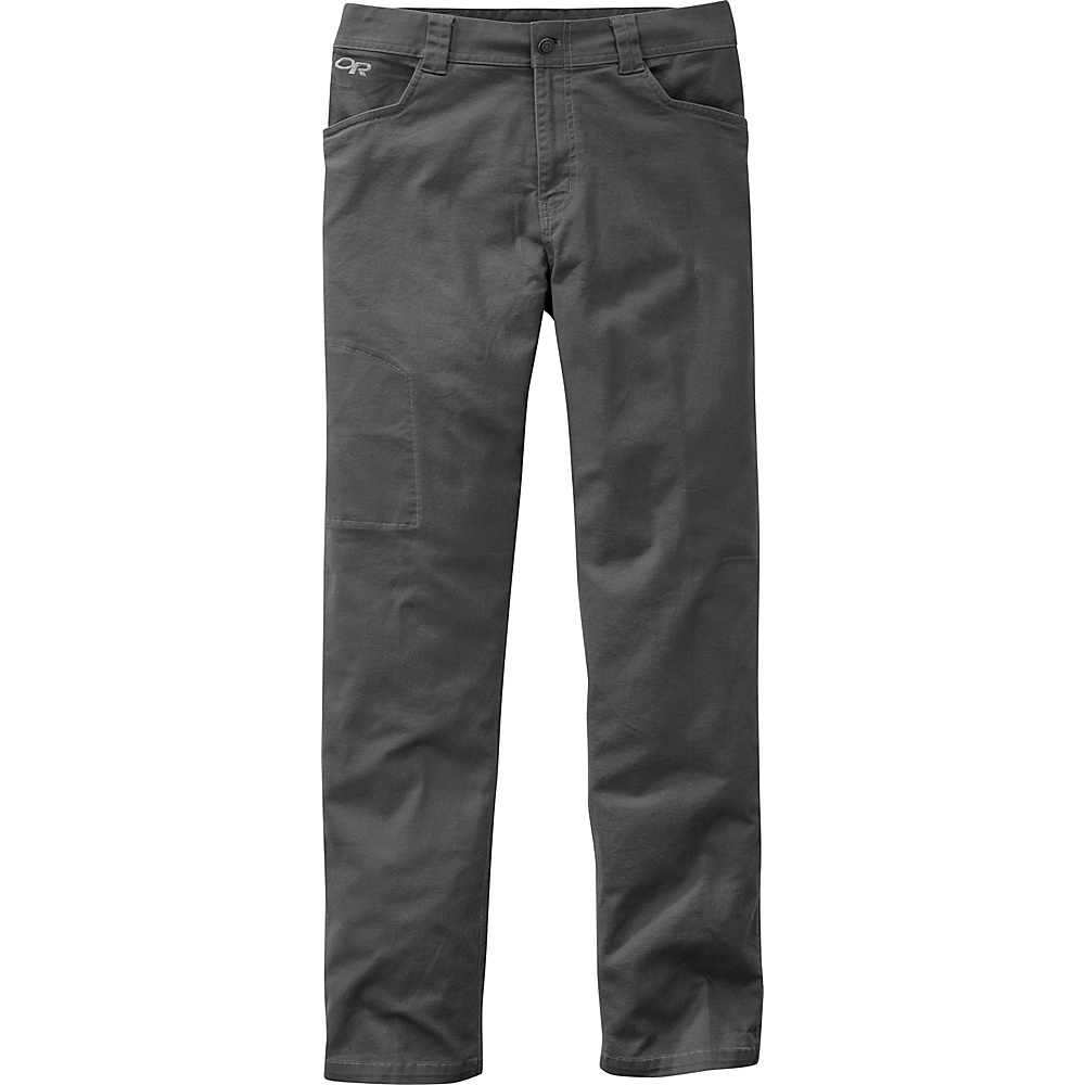 Outdoor Research Mens Deadpoint Pant 38 - 32in - Charcoal - Outdoor Research Mens Apparel - Apparel & Footwear, Men's Apparel