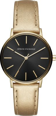 A/X Armani Exchange A/X Armani Exchange Women's Watch Gold - A/X Armani Exchange Watches