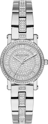 Michael Kors Watches Petite Norie Watch Silver - Michael Kors Watches Watches