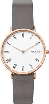Skagen Hald Watch Grey - Skagen Watches