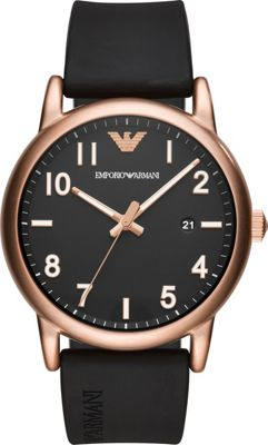 Emporio Armani Men's Sport Watch Black - Emporio Armani Watches
