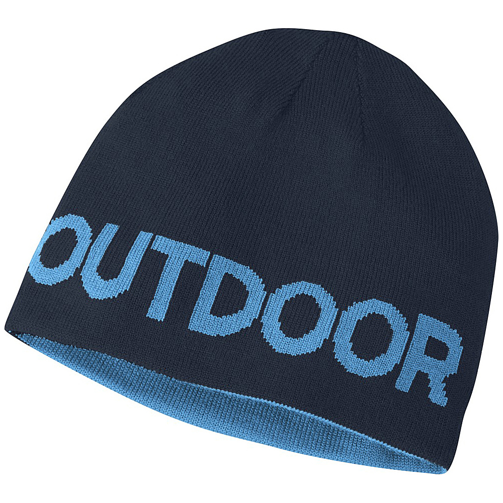 Outdoor Research Booster Beanie One Size - Night/Tahoe - Outdoor Research Hats/Gloves/Scarves - Fashion Accessories, Hats/Gloves/Scarves
