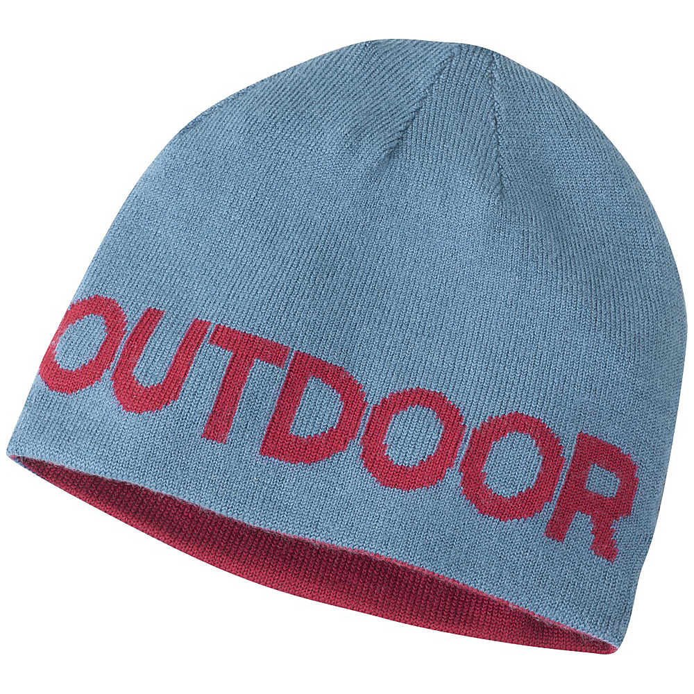 Outdoor Research Booster Beanie One Size - Vintage/Agate - Outdoor Research Hats/Gloves/Scarves - Fashion Accessories, Hats/Gloves/Scarves