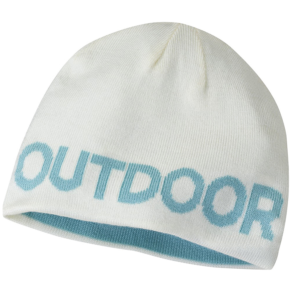 Outdoor Research Booster Beanie One Size - White/Ice - Outdoor Research Hats/Gloves/Scarves - Fashion Accessories, Hats/Gloves/Scarves