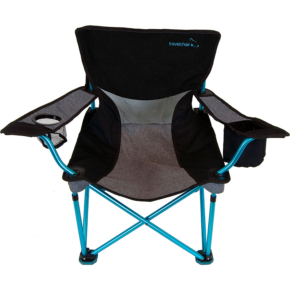 Travel Chair Company Frenchcut Aluminum Chair Blue Travel Chair Company Outdoor Accessories