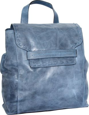 Nino Bossi Caterina Backpack Denim - Nino Bossi Leather Handbags