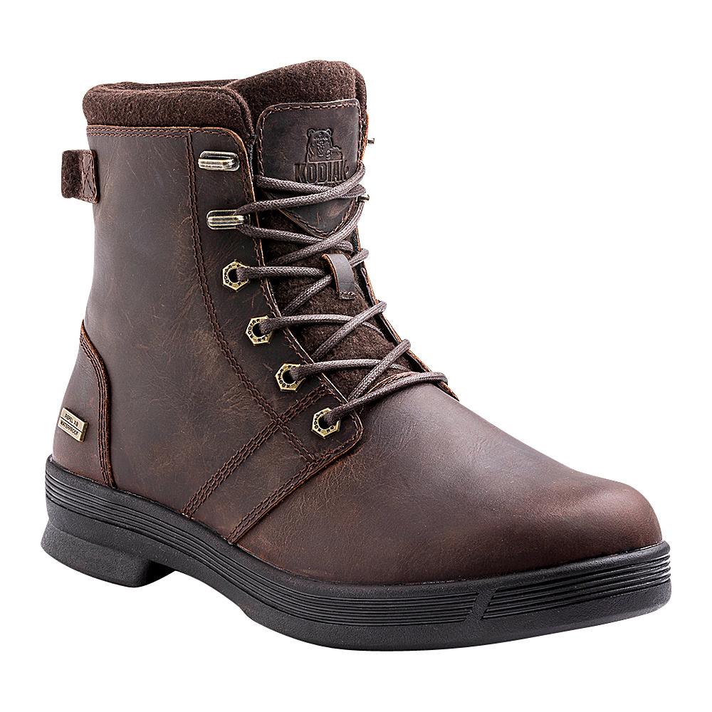 Kodiak Mens Rhode Waterproof Boot 9 - Brown - Kodiak Mens Footwear - Apparel & Footwear, Men's Footwear