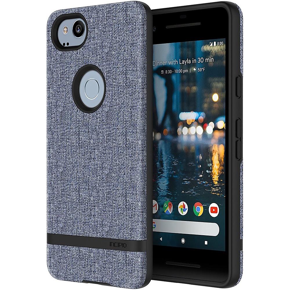 Incipio Esquire Series Case for Google Pixel 2 Blue - Incipio Electronic Cases - Technology, Electronic Cases