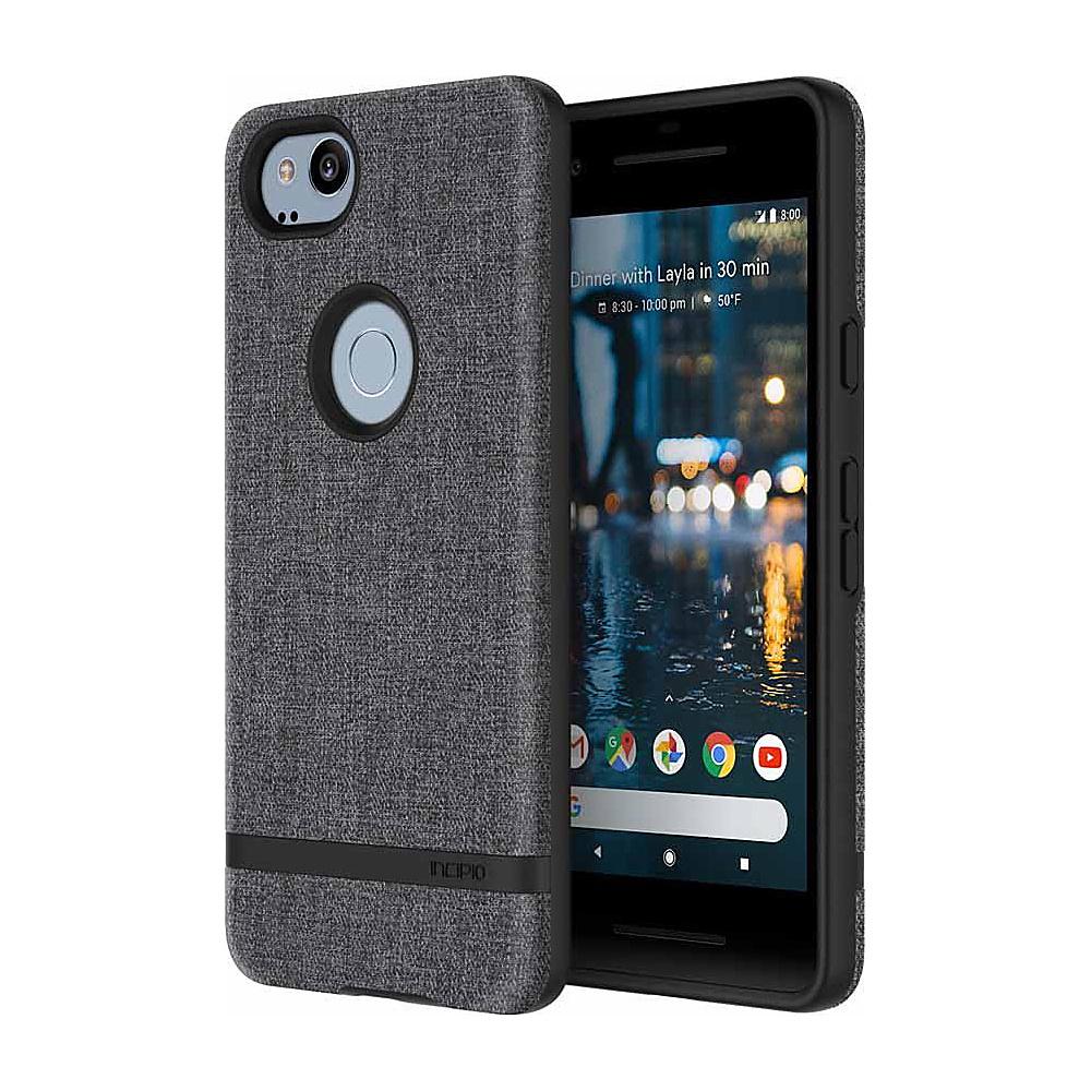 Incipio Esquire Series Case for Google Pixel 2 Gray - Incipio Electronic Cases - Technology, Electronic Cases