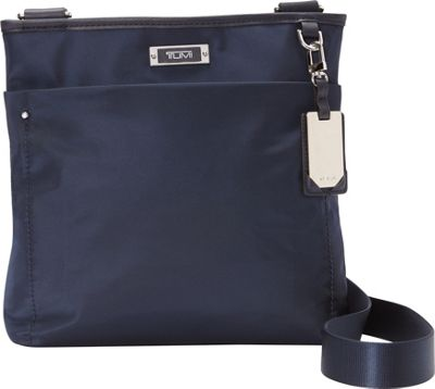 Tumi Capri Crossbody Exclusive Indigo - Tumi Designer Handbags