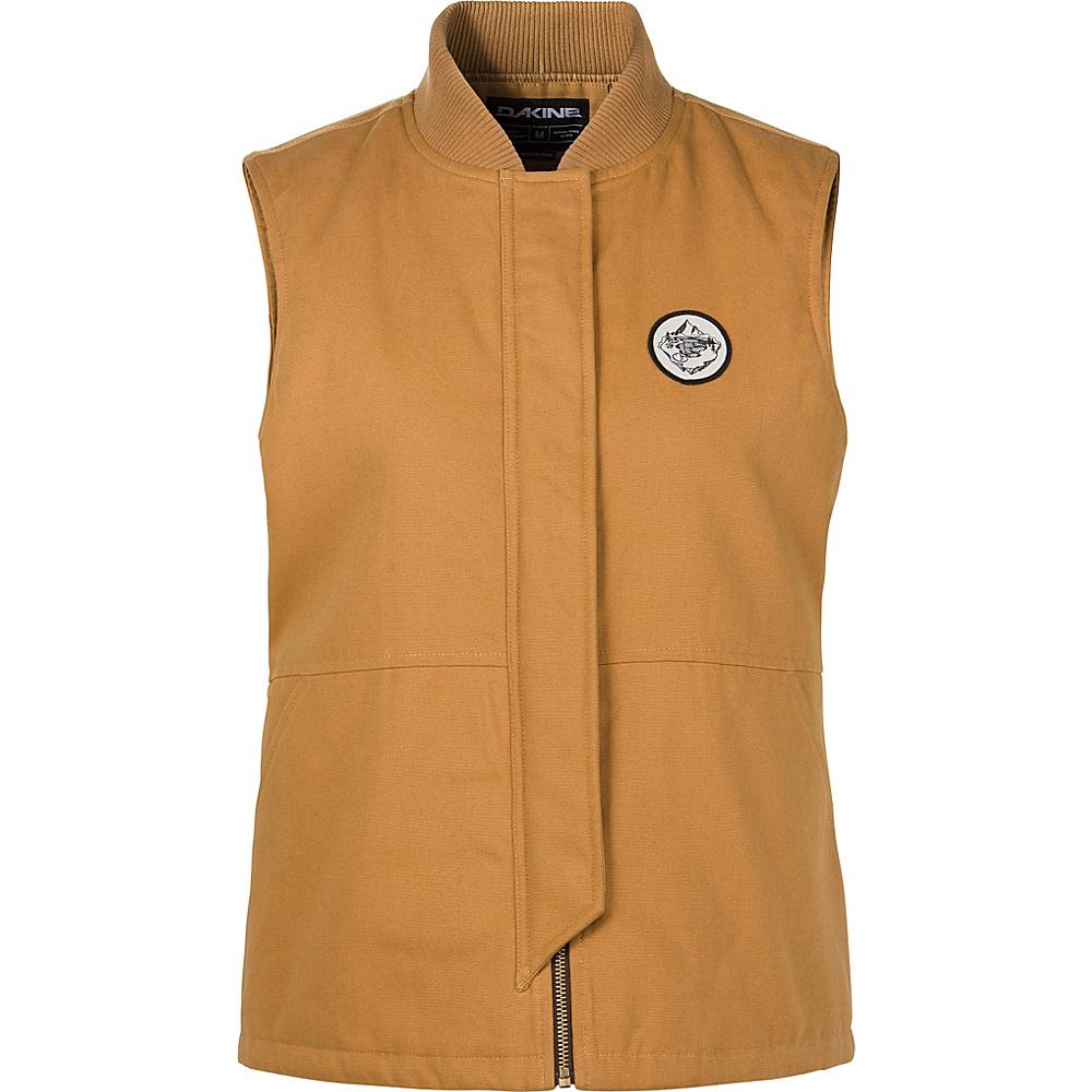 DAKINE Womens Myra Vest L - Buckskin - DAKINE Womens Apparel - Apparel & Footwear, Women's Apparel