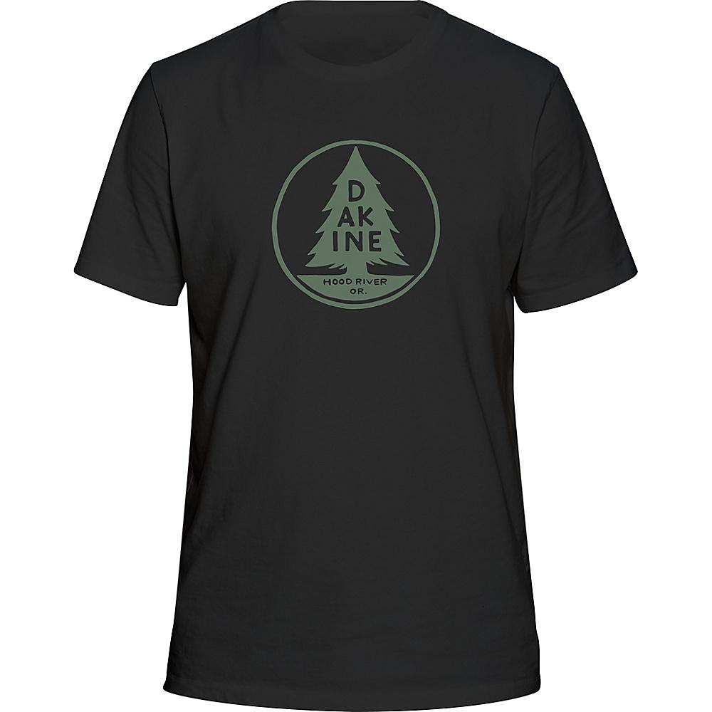 DAKINE Mens Lone Pine T-Shirt M - Black - DAKINE Mens Apparel - Apparel & Footwear, Men's Apparel