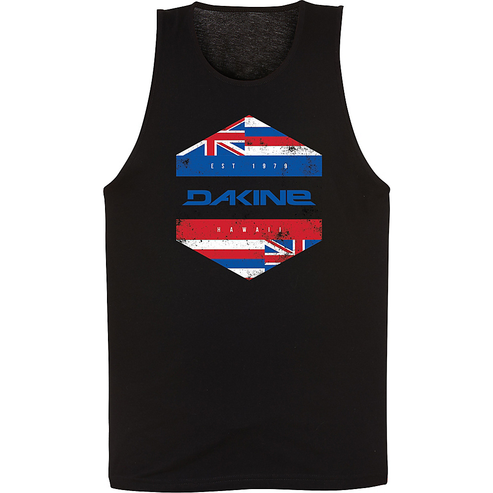 DAKINE Mens Da Hawaii Tank XL - Black - DAKINE Mens Apparel - Apparel & Footwear, Men's Apparel