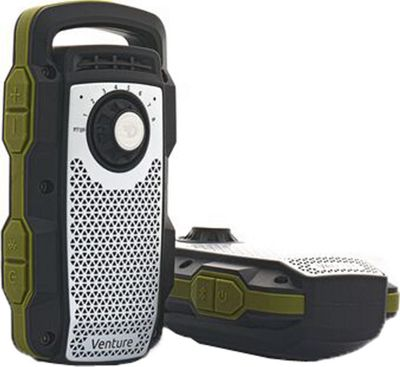 Dreamwave Venture Bluetooth Speaker - 2 Pack Green/Gray - Dreamwave Headphones & Speakers