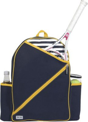 Ame & Lulu Brooks Tennis Backpack Tilly - Ame & Lulu Racquet Bags