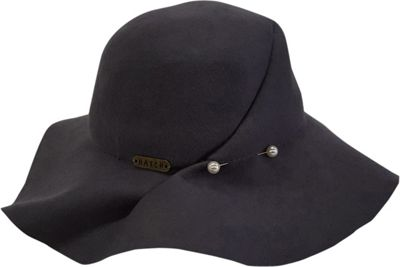 Hatch Hats Floppy Hat One Size - Grey - Hatch Hats Hats/Gloves/Scarves