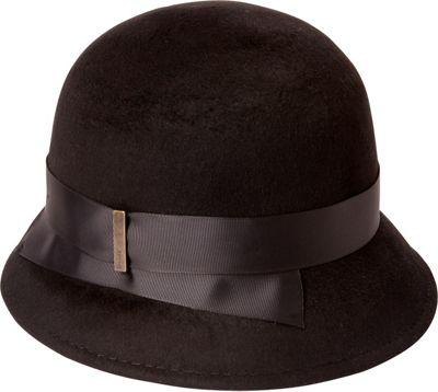 Image of Betmar New York Alcott Hat One Size - Black - Betmar New York Hats/Gloves/Scarves