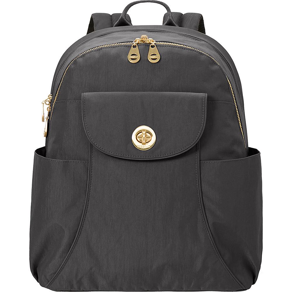 baggallini Barcelona Laptop Backpack Charcoal - baggallini Business & Laptop Backpacks - Backpacks, Business & Laptop Backpacks
