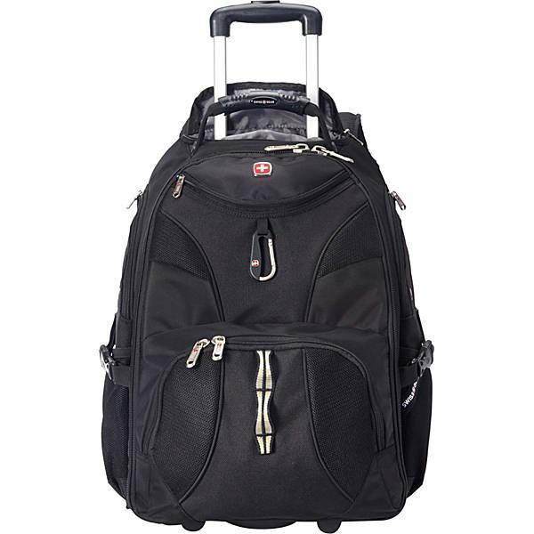 """SwissGear Travel Gear 19"""" Rolling Backpack - eBags.com"""