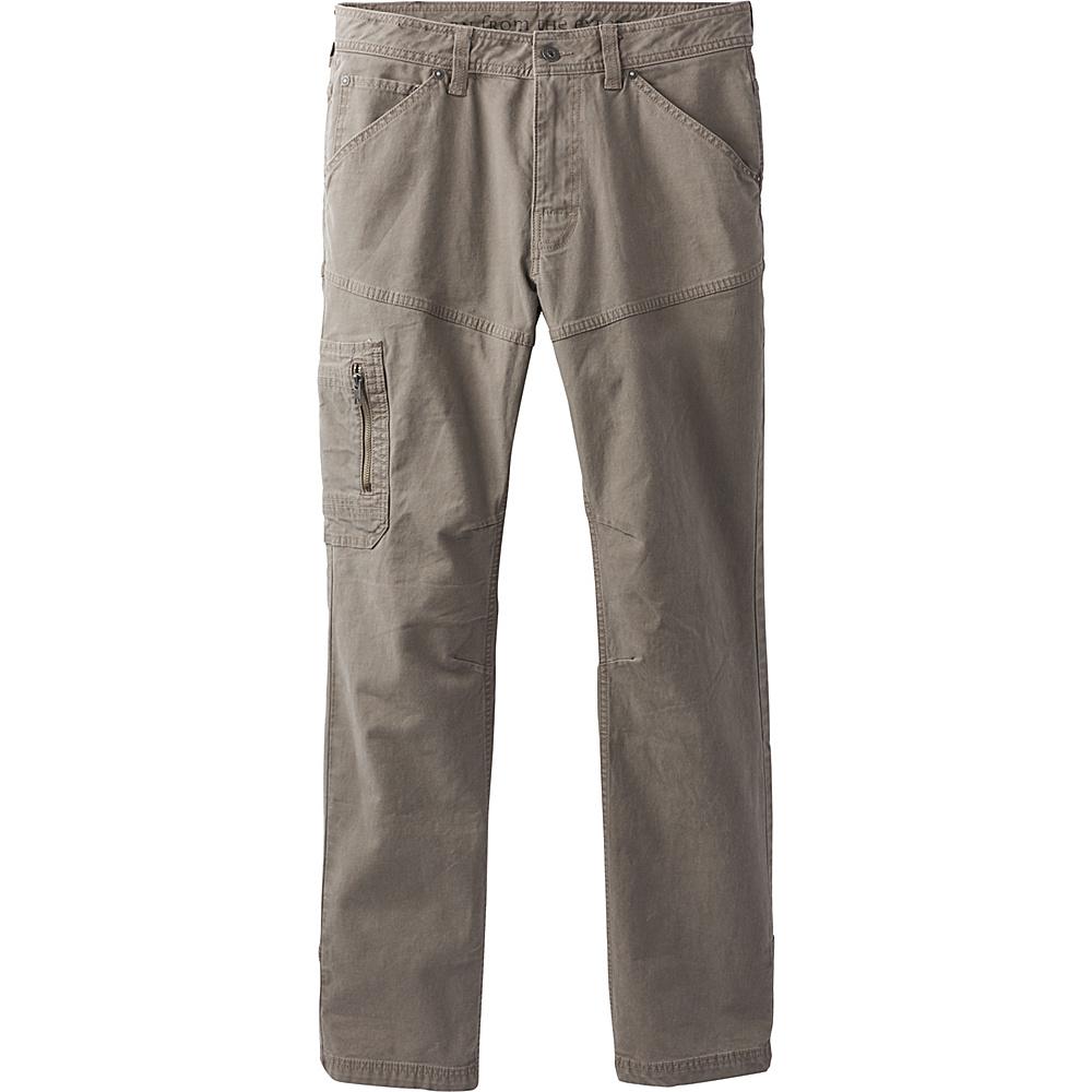 PrAna Bentley Pant 30 Inseam 31 - Mud - PrAna Mens Apparel - Apparel & Footwear, Men's Apparel