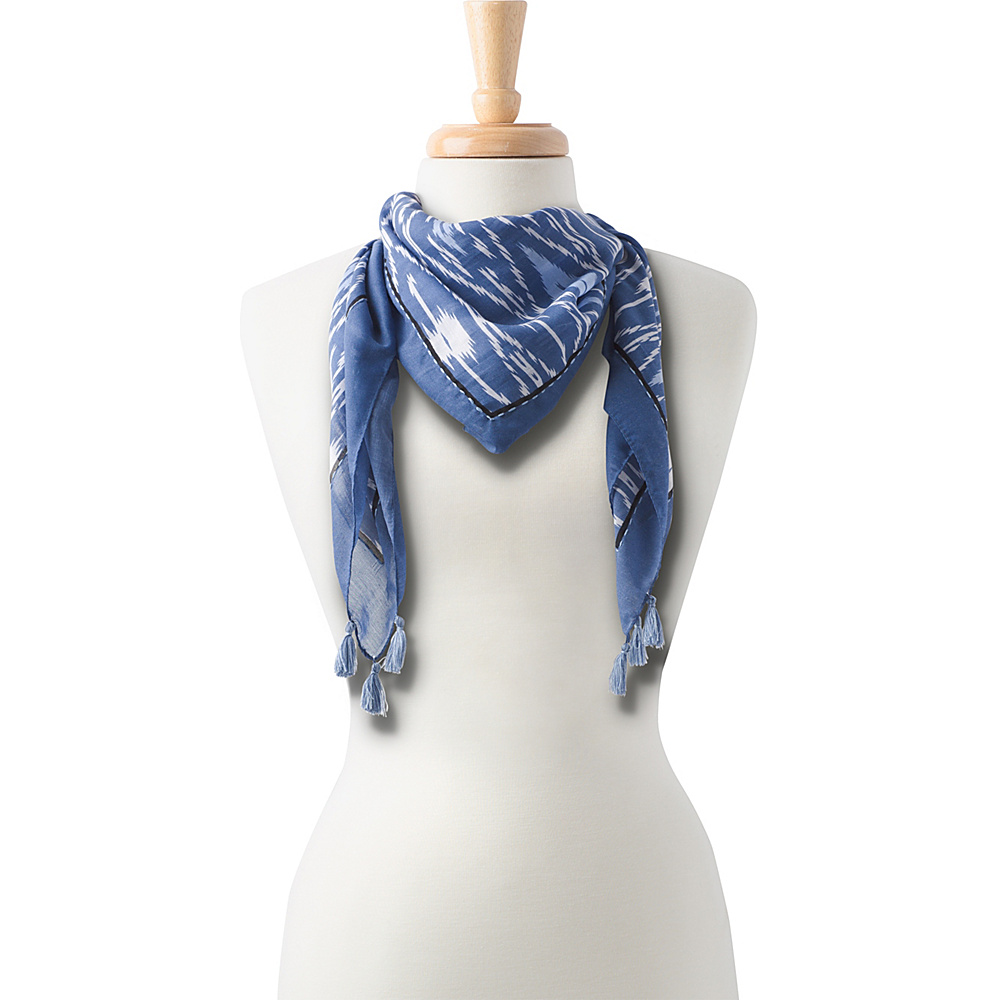 PrAna Marilyne Scarf Sunbleached Blue - PrAna Hats/Gloves/Scarves - Fashion Accessories, Hats/Gloves/Scarves