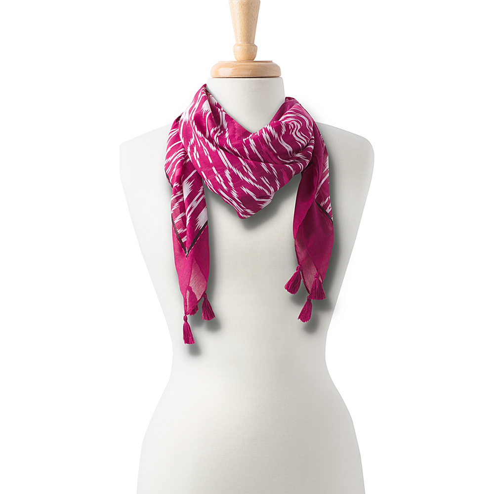PrAna Marilyne Scarf Tyree Purple - PrAna Hats/Gloves/Scarves - Fashion Accessories, Hats/Gloves/Scarves