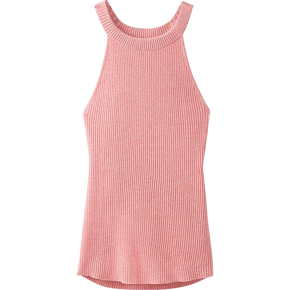 PrAna Pyper Sweater S - Peach Gerberas - PrAna Womens Apparel - Apparel & Footwear, Women's Apparel