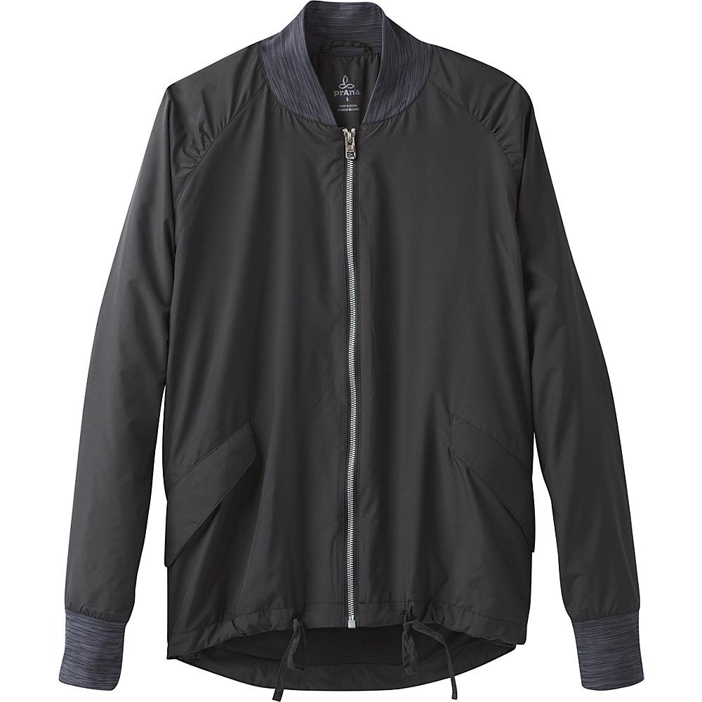 PrAna Center Jacket S - Black - PrAna Womens Apparel - Apparel & Footwear, Women's Apparel