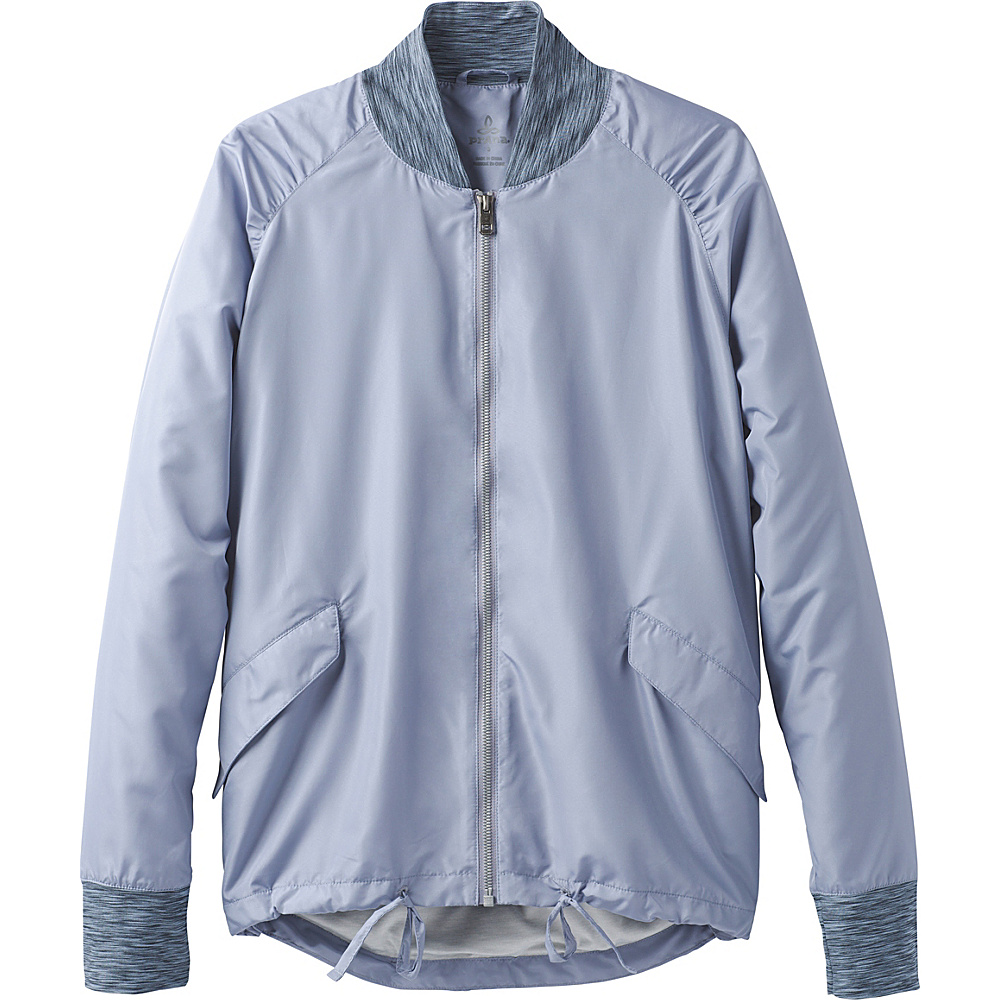 PrAna Center Jacket XS - Fairhope Blue - PrAna Womens Apparel - Apparel & Footwear, Women's Apparel