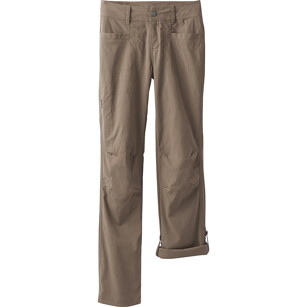 PrAna Keeley Pant 2 - Long - Mud - PrAna Womens Apparel - Apparel & Footwear, Women's Apparel