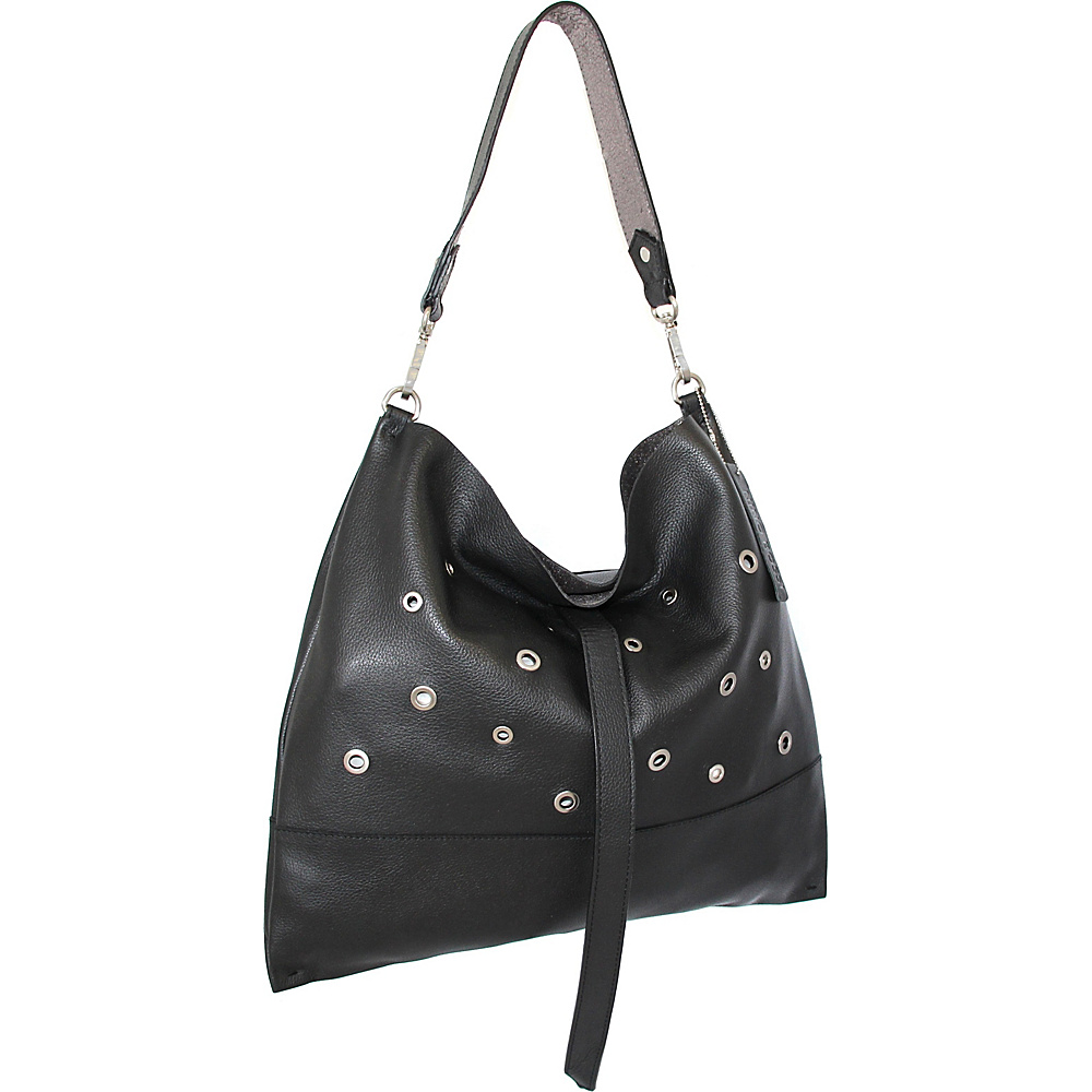 Nino Bossi Suki Sling Bag Black - Nino Bossi Leather Handbags - Handbags, Leather Handbags