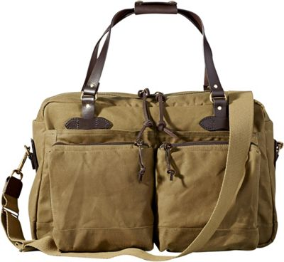 Filson 48-Hour Duffle Dark Tan - Filson All-Purpose Duffels
