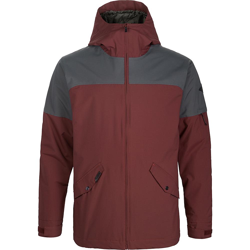 DAKINE Mens Denison Jacket XL - Andorra / Shadow - DAKINE Mens Apparel - Apparel & Footwear, Men's Apparel