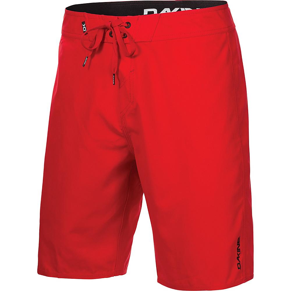 DAKINE Mens Cruz Boardshort 28 - True Red - DAKINE Mens Apparel - Apparel & Footwear, Men's Apparel