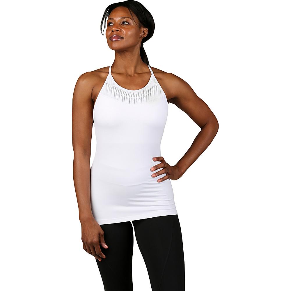 Soybu Paschi Tank S - White - Soybu Womens Apparel - Apparel & Footwear, Women's Apparel