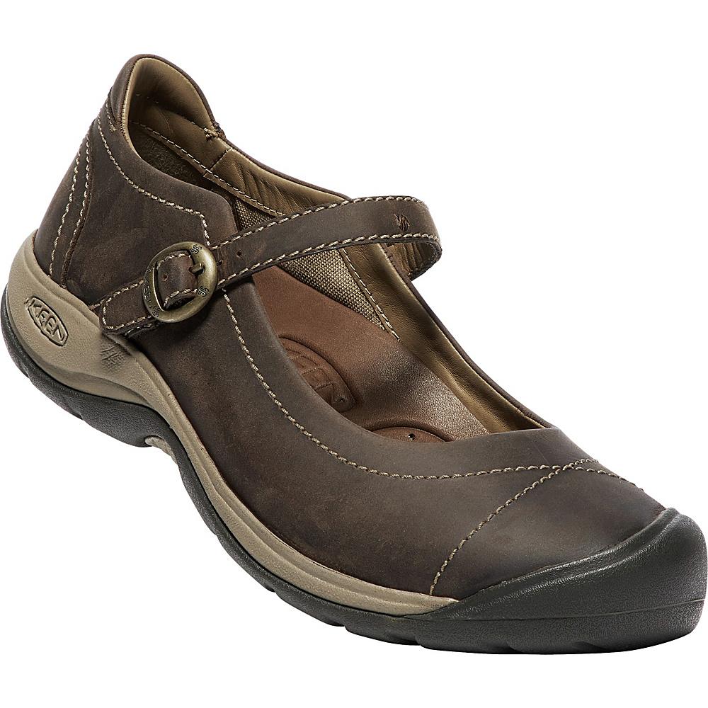 KEEN Womens Presidio II Mary-Jane 9.5 - Infield/Cornstalk - KEEN Womens Footwear - Apparel & Footwear, Women's Footwear