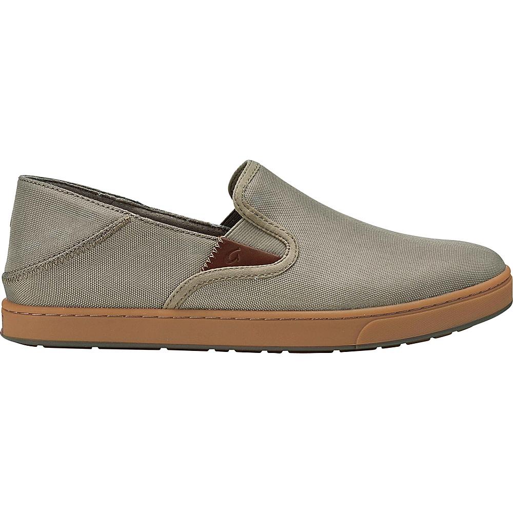 OluKai Mens Kahu Slip-On 11.5 - Clay/Toffee - OluKai Mens Footwear - Apparel & Footwear, Men's Footwear