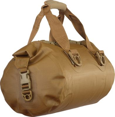 Watershed Chattooga Dry Duffel Coyote - Watershed Outdoor Duffels