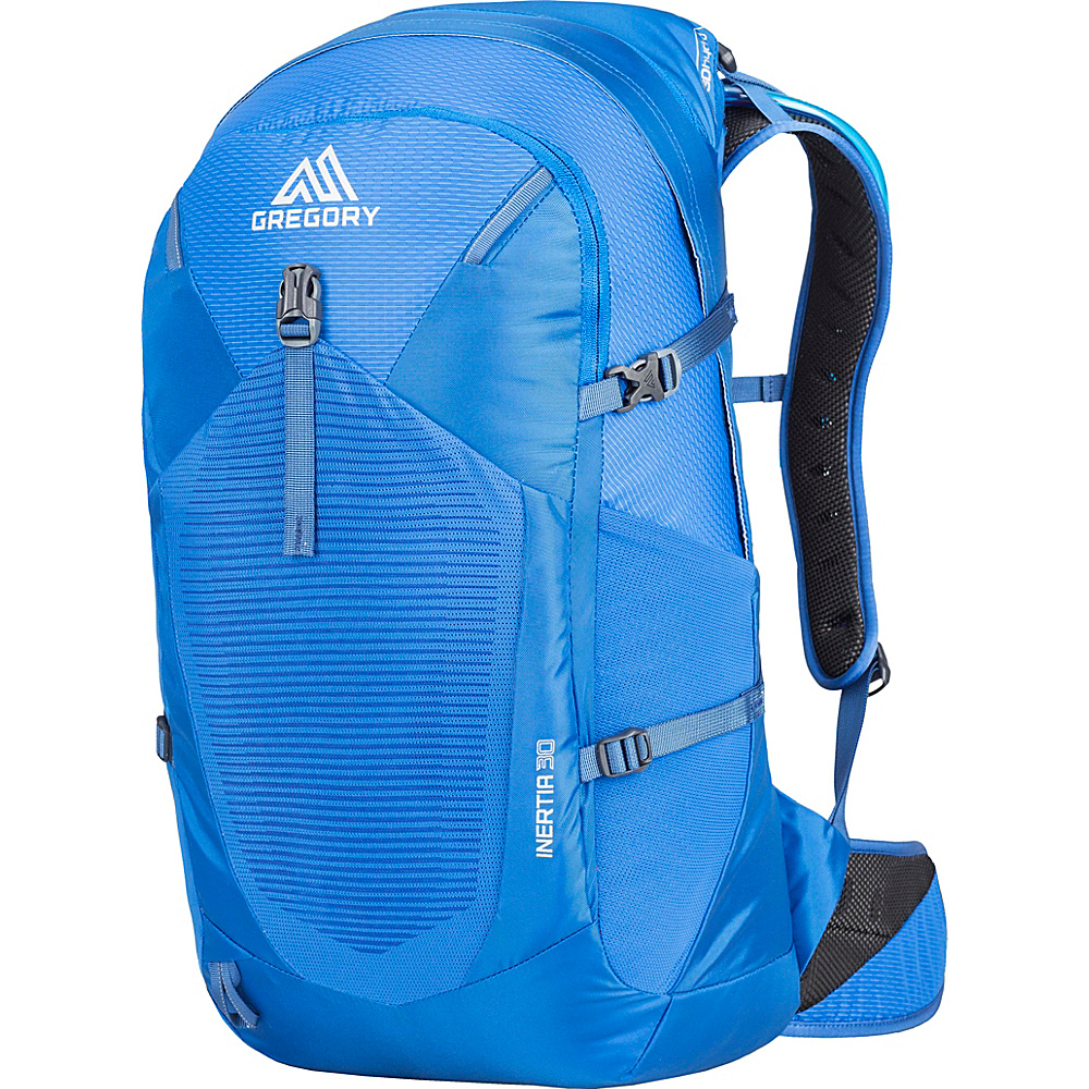 Gregory Inertia 30 3D-Hydro Hiking Backpack Estate Blue - Gregory Day  Hiking Backpacks - bd4bf98133ce4