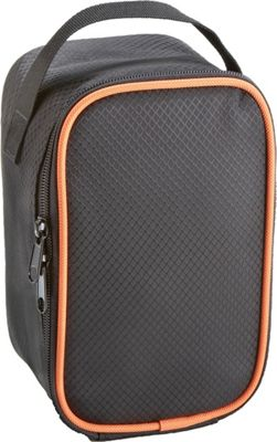 Flight Outfitters Pro Pack Lunch Bag Black/Orange - Flight Outfitters Travel Coolers