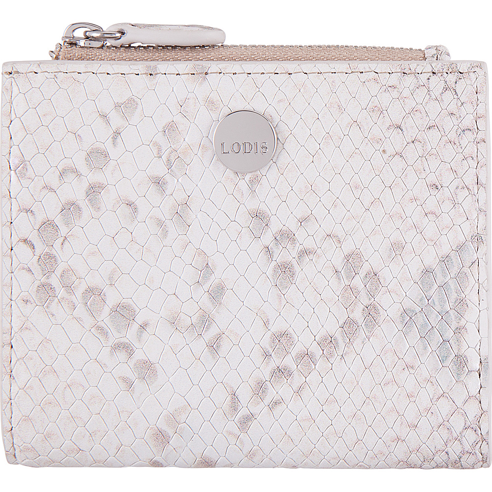 Lodis Sweet Honey RFID Aldis Wallet Silver - Lodis Womens Wallets - Women's SLG, Women's Wallets