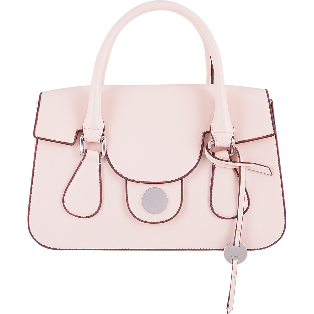 Lodis Rodeo RFID Kesha Flap Satchel Blush - Lodis Leather Handbags - Handbags, Leather Handbags