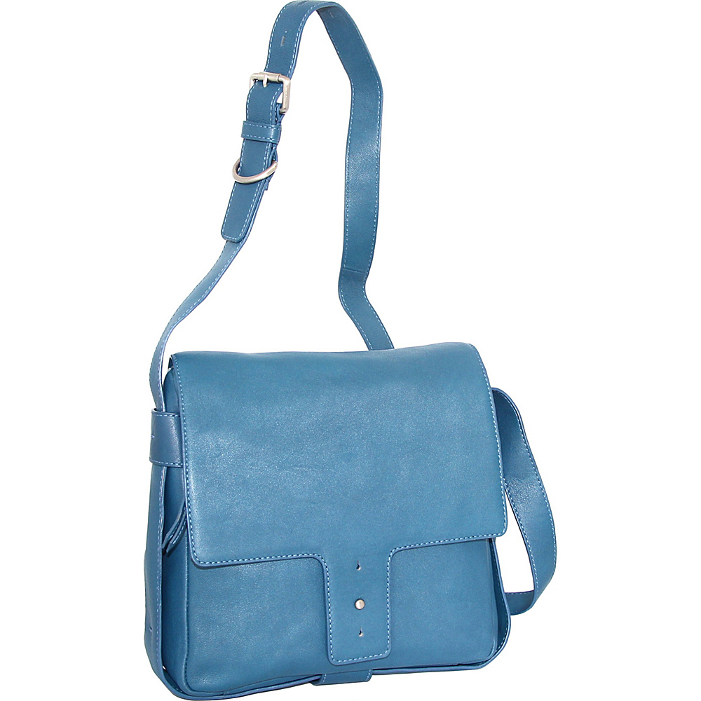 Nino Bossi Carmen Crossbody Denim - Nino Bossi Leather Handbags - Handbags, Leather Handbags