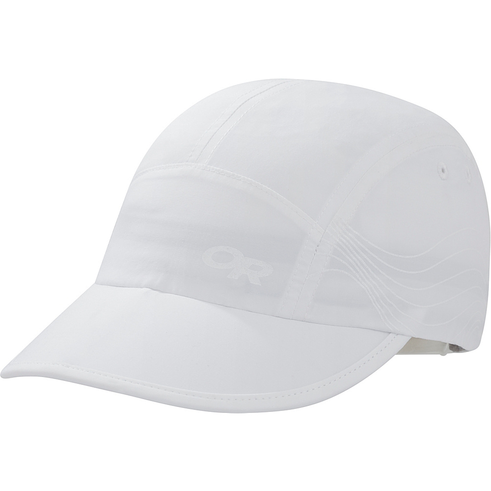 Outdoor Research Switchback Cap One Size - White - Outdoor Research Hats/Gloves/Scarves - Fashion Accessories, Hats/Gloves/Scarves