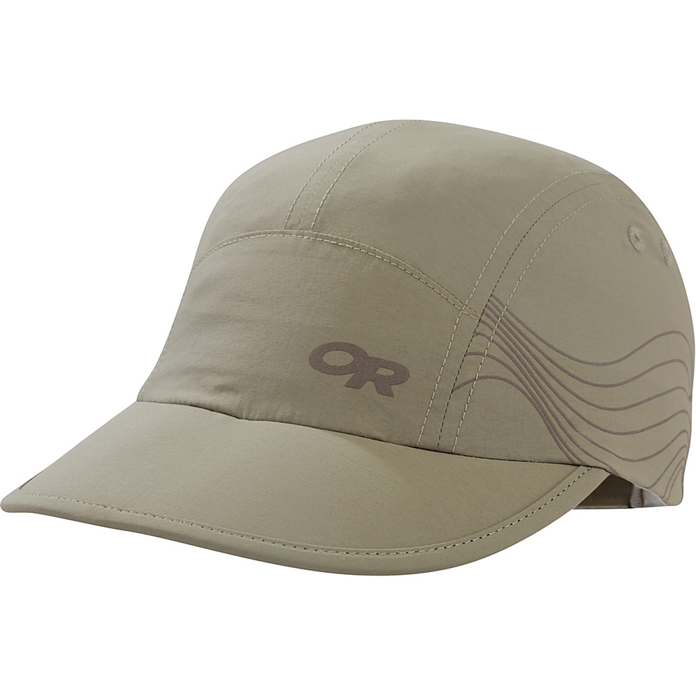 Outdoor Research Switchback Cap One Size - Khaki - Outdoor Research Hats/Gloves/Scarves - Fashion Accessories, Hats/Gloves/Scarves
