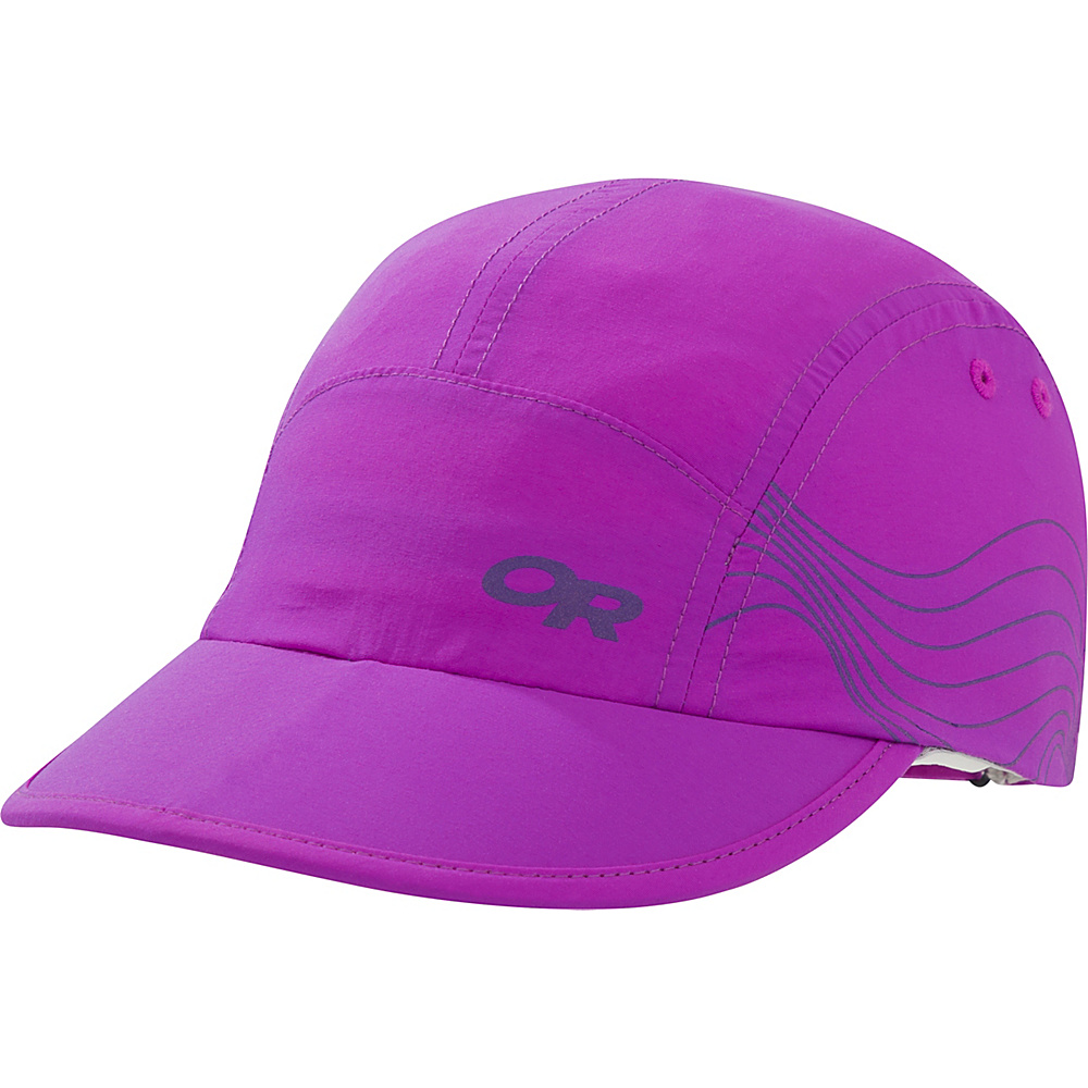 Outdoor Research Switchback Cap One Size - Ultraviolet - Outdoor Research Hats/Gloves/Scarves - Fashion Accessories, Hats/Gloves/Scarves