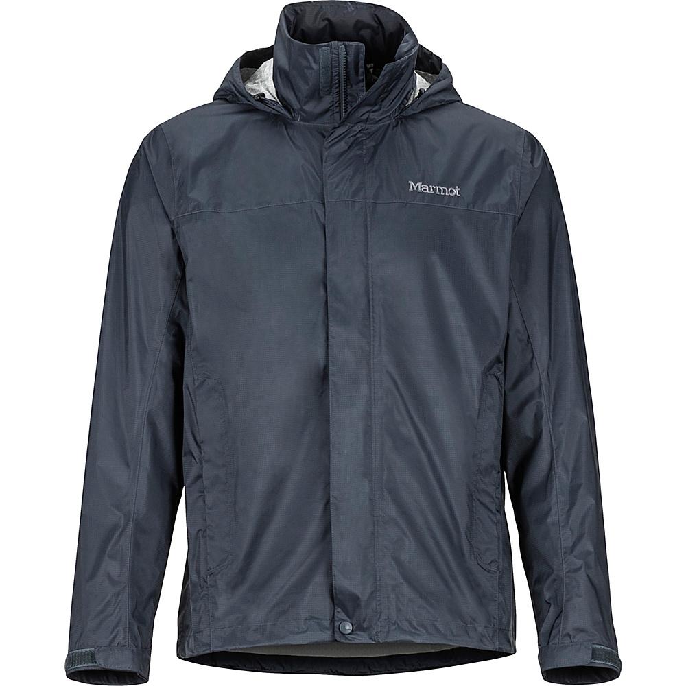 Marmot Mens PreCip Eco Jacket XL-T - Dark Steel - Marmot Men's Apparel