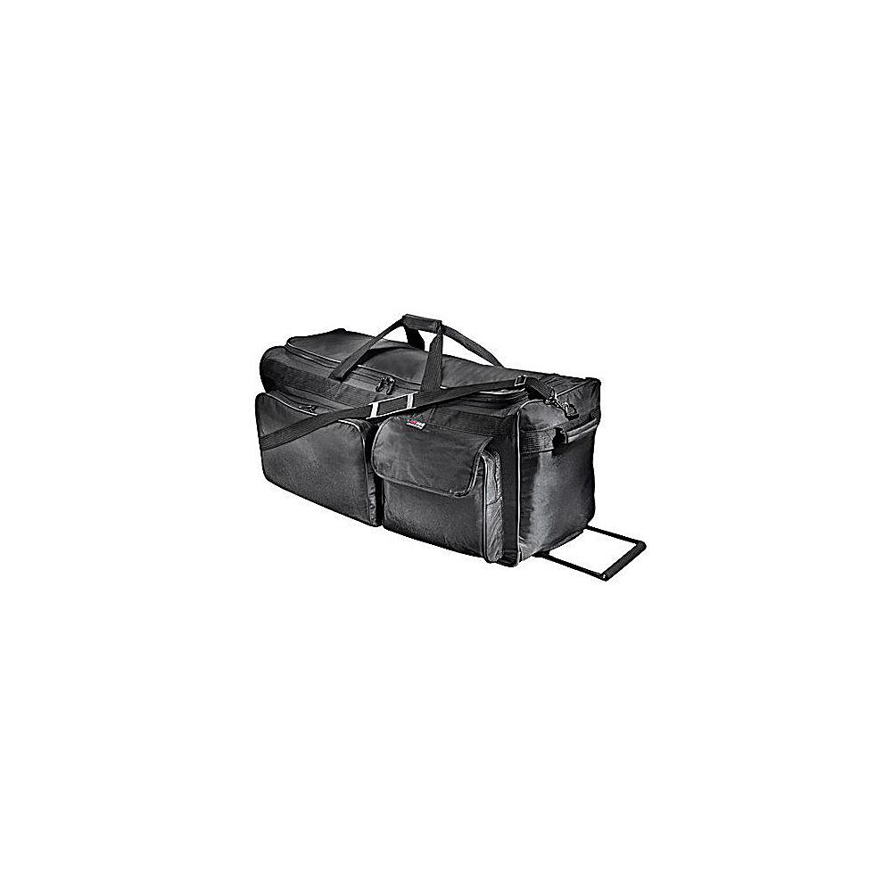Netpack 30 Ballistic Wheeled Duffel - Black - Luggage, Rolling Duffels